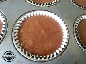 Cokoladni Lava kolacici sa dzemom od malina