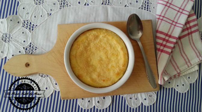 Krumpir pire sa zutanjcima i parmezanom