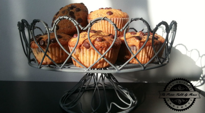 Banana Coko Muffins