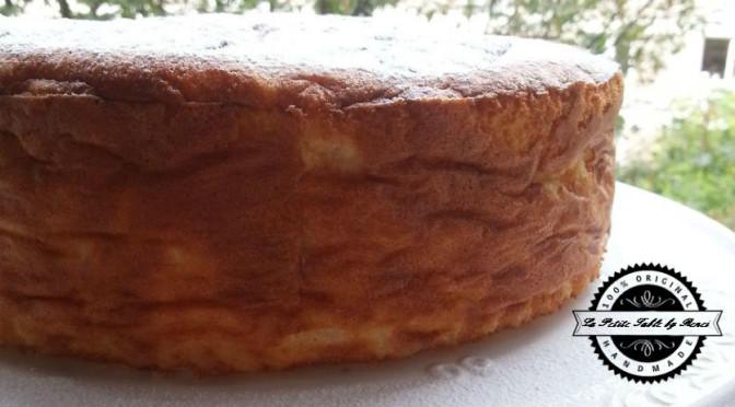 Torta od rize s narancom